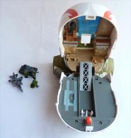 Figurines soldats Micro machine avec un Playset t�te de pilote