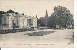 PARIS: Bois De Boulogne, Chateau De Bagatelle, Trianon   ( Voir Au Dos ) - Parks, Gardens