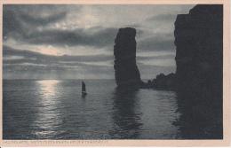 AK Helgoland - Sonnenuntergang An Der Nordspitze  (6889) - Helgoland