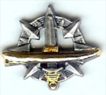 @@ Marine Nationale Sous Marin Pin's Sous Marinier Breveté Supérieur (2x1.6) NEUF @@ma65b - Militair & Leger