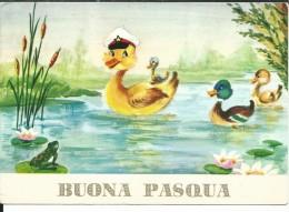 BP272 - BUONA PASQUA  - ANATROCCOLI -  F.G.  VIAGGIATA 1970 - Pasqua