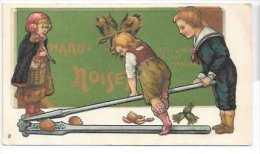 Trois Enfants Et Un Grand Casse-noisettes. Série 294 N°3 - Suchard