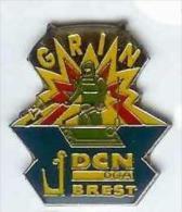 @@ Marine Nationale Armée GRIN DCN DGA BREST (2.8x2.5) @@ma236 - Militair & Leger