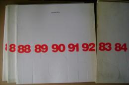 PCG/1 Catalogo OROLOGI SWATCH - Tutti I Modelli Da 1983 A 1992 - 3 Vol. - Montres Modernes