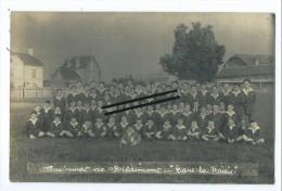 """Carte Photo - Pensionnat De Berlaimont """"Dans La Prairie"""" - Berlaimont"""