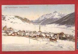CGR2-06 Zuoz Unter-Engadin Im Winter. GElaufen, Feldpost - GR Grisons