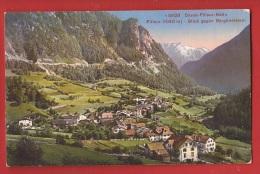 CGR2-10 Davos-Filisur Bahn, Filisur   Stempel Territorialkreis 8 FEldpost - GR Grisons