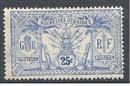 NOV-HEBRIDES  N� 41  NEUF*  / 2 SCANS
