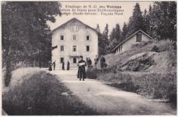 Ermitage De Notre Dame Des Voirons - Maison De Repos Pour Ecclésiastiques - Boëge (Haute Savoie) Façade Nord - Boëge