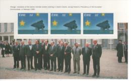 IRLANDE  EIRE  BLOC FEUILLET NF 1992 EUROPE NEUF ** - Blocchi & Foglietti
