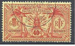 NOV-HEBRIDES  N� 43  OBL TB