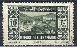 GR-LIBAN N° 144  OBL  TB - Oblitérés