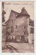 58 - CLAMECY - Vieilles Maisons Rue Du Canal - Clamecy