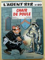 Agent 212 N° 20 Chair De Poule EO 1999 - Agent 212, L'