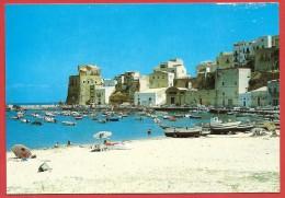 CARTOLINA NV ITALIA - CASTELLAMARE DEL GOLFO (TP) - Il Porticciolo E Il Castello - 10 X 15 - Andere Steden
