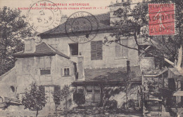 Pré Saint Gervais Historique, Ancien Pavillon Rendez-vous De Chasse D'Henri IV N° 5 - France