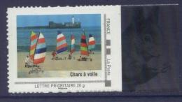 Nord-Pas-de-Calais Comme J´aime : Chars à Voile (collector Régions 2009) Neuf** - France