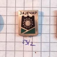 ZAJECAR (Serbia) Yugoslavia / Coat Of Arms, Blazon Armoiries Blazon Emblème - Städte