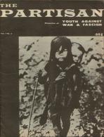 THE PARTISAN 1965 Magazine Of Youth Against War & Fascism - Sociologia/ Antropologia