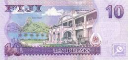FIJI P. 111a 10 D 2007 UNC - Fidji