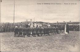 Camp De Prisonniers De LIMBURG (Hesse Nassau). - Messe En Plein Air - Limburg