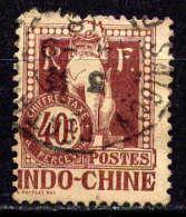 INDOCHINE - N° T12° - DRAGON D'ANGKOR - Indochine (1889-1945)