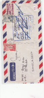 RETURN TO SENDER COVER FROM OMAN TO BANGLADESH,VERY SCARCE,COMM. STAMPS USED, SEE SCAN COPY - Oman
