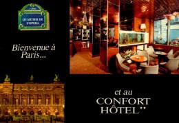 75-PARIS...RUE DE TREVISE...CONFORT HOTEL...CPM - Distretto: 09
