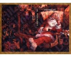 Ref. 89823 * MNH * - GRENADA. 2001. CHRISTMAS . NAVIDAD - Christmas