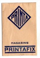 Pochette De Photographie , PRINTA , Magasins PRINTAFIX , 2 Scans - Photographie