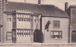 GLASTONBURY ABBEY. GATE HOUSE - Inglaterra