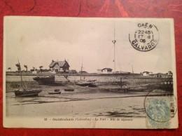 14 Calvados OUISTREHAM Le Port Mat De Signaux - Ouistreham