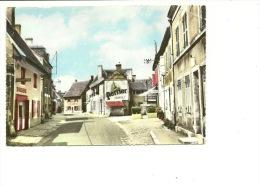 Magny Cours Grande Rue ( Publicité Perrier ) - France