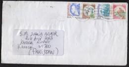 ITALY - Postal Used Cover 3.3.2014 - 6. 1946-.. Repubblica