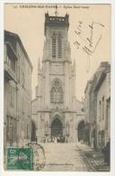 51 - Châlons-sur-Marne         Eglise Saint-Loup - Châlons-sur-Marne