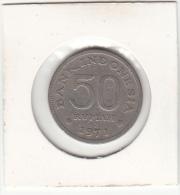 50 RUPIAH 1971  Voir qualit�+++++++++