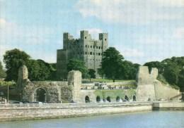Postcard - Rochester Castle, Kent. P.4. - Rochester
