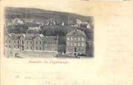 JEMELLE  1901   LE PENSIONNAT     EDITION RARE  !!!!! - Rochefort