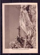 AK :Abseilen Eines Verletzten Gebirgsjägers Karte Gel.1941 - Ausrüstung