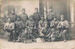WWI - Battles Of Slovakia (1918-9) (IMG0049) - Xx.xx.1919, 42nd Infantry Regiment - Weltkrieg 1914-18