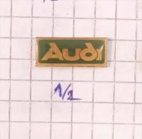 AUDI Old Logo From Yugoslavia (auto - Moto Assosiation) - Audi