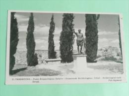 TARRAGONA - Paseo Arqueologico Detalle - Tarragona