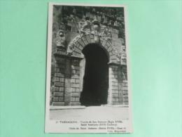 TARRAGONA - Puerta De San Antonio - Tarragona