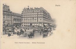 75 PARIS 08  GARE SAINT LAZARE HOTEL TERMINUS - Arrondissement: 08