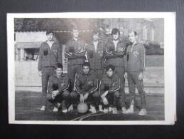 CALENDRIER BELGIQUE (M1499) BEIGEM (3 Vues) 1970 BASKET-BALL CLUB Beigem Carte De Soutien Steunkaart - Calendriers