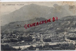73 - ALBERTVILLE - VUE GENERALE - Albertville