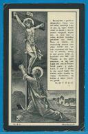 Bidprentje Van Frederic Joseph Eggermont - Kortrijk - 1839 - 1914 - Devotion Images