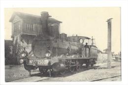 9903 -   Locomotives Du P.L.M. Machine 2507