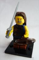 FIGURINE LEGO Scottish Highland Battler Mini-Figurine (S�rie 6)