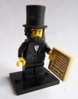 71004 LEGO Minifigures � The LEGO Movie Series ABRAHAM LINCOLN